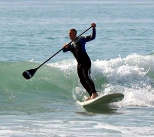 SUP boards for hire - Aotearoa Surf School