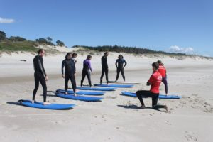 Introduction to Surfing Lesson