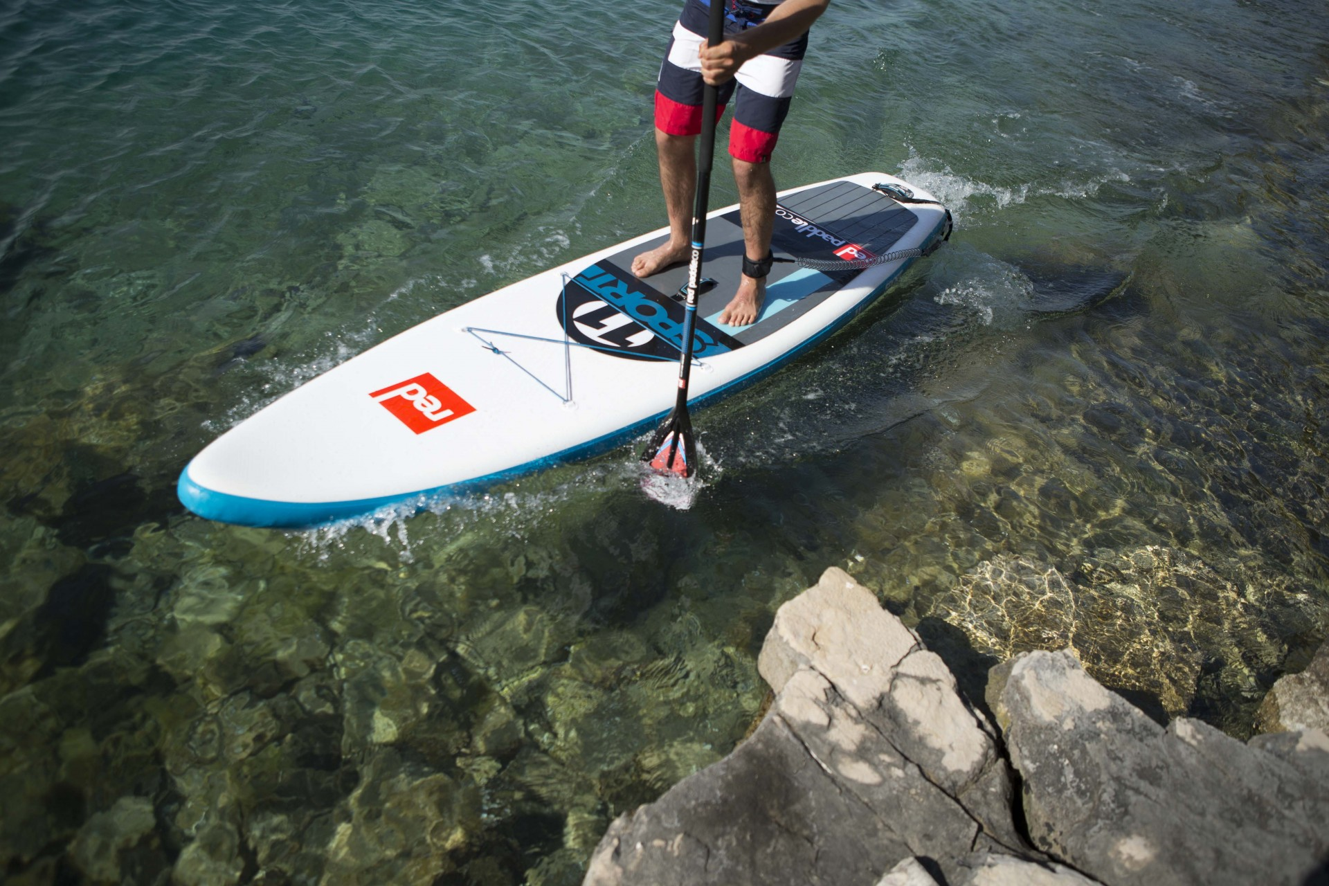 Red Paddle 11 Sport Inflatable Sup Aotearoa Surf