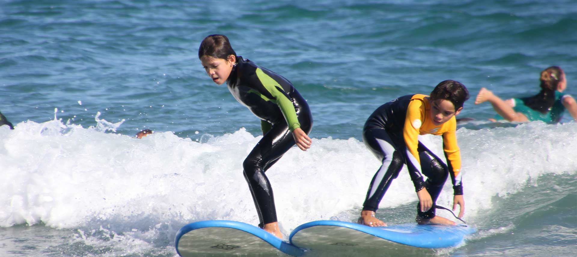 After school & school holiday programmes at Aotearoa Surf