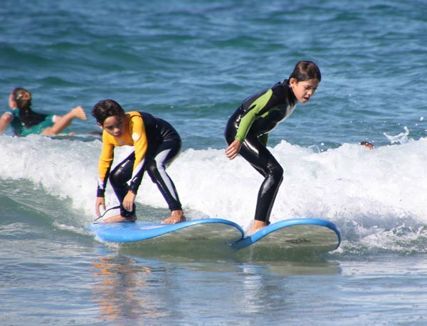 After school surfing programme for 7 - 15 year olds - Aotearoa Surf