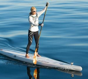 Stand up paddle board lessons and hire