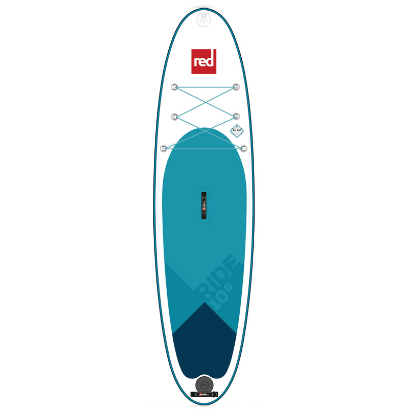 "Red Paddle 10'6"" inflatable SUP - paddleboard from Aotearoa Surf"