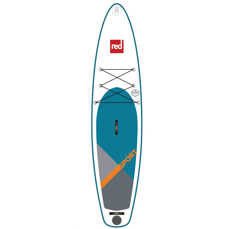 Red Paddle 11' Sport - paddleboard from Aotearoa Surf