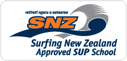Surfing New Zealand Approved SUP School