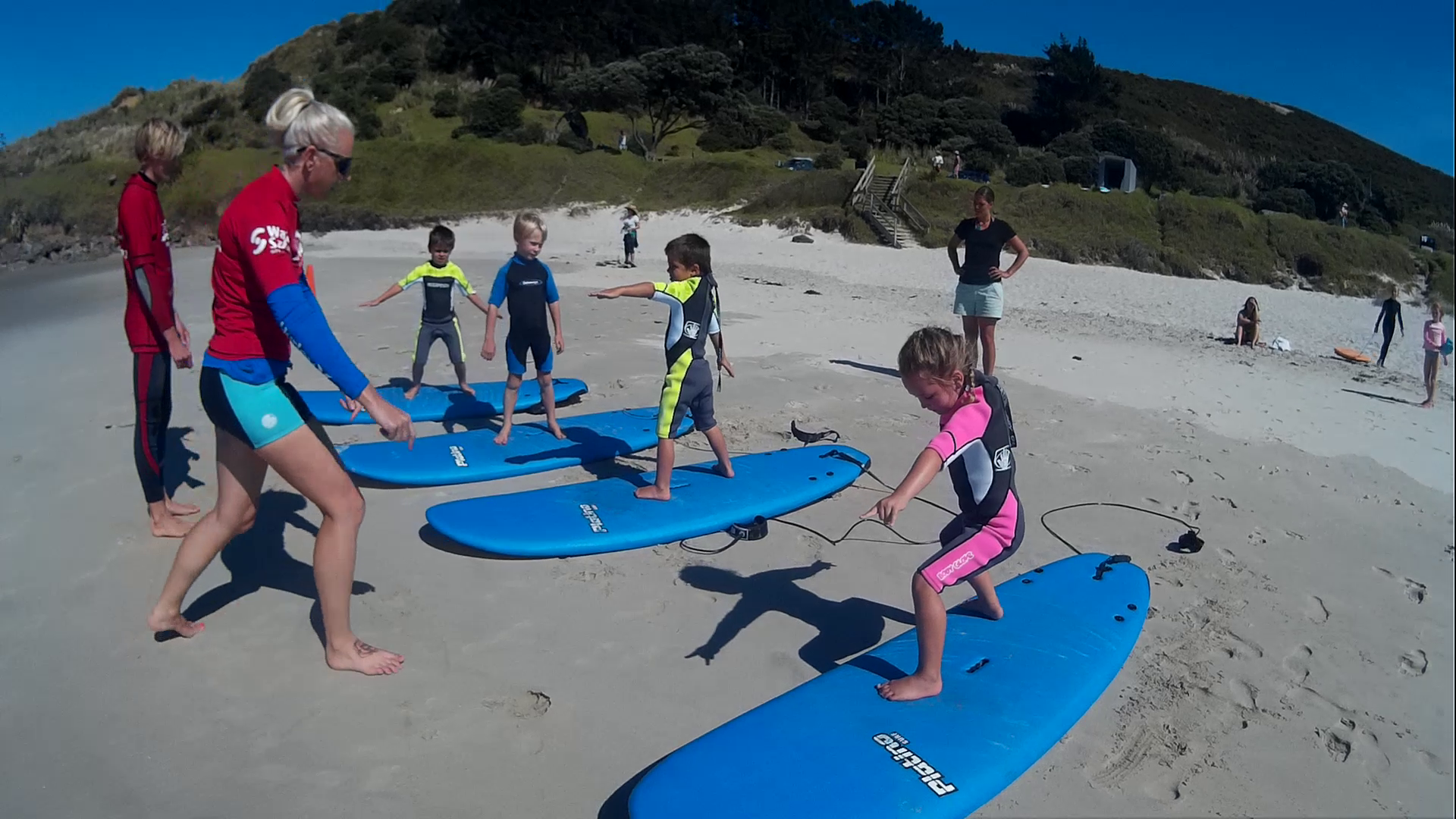 Mini Surfers Club