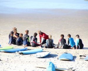 Surfing, paddleboarding & beach safety