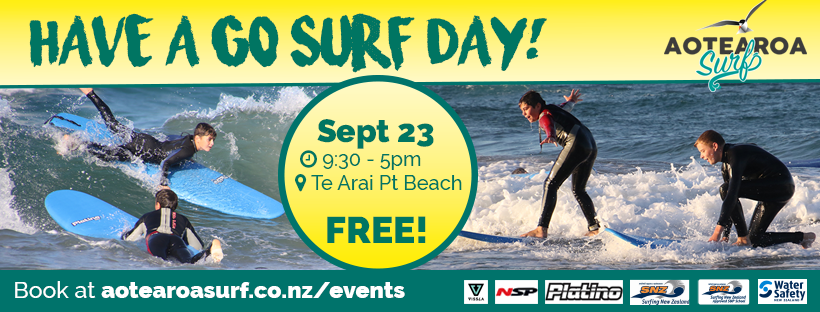 Have a Go Surf Day 2017!