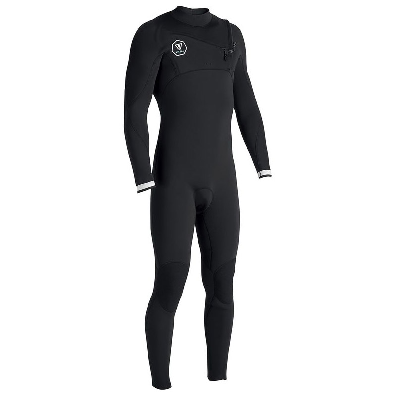 Vissla 7 Seas 3/2 Full Suit - black