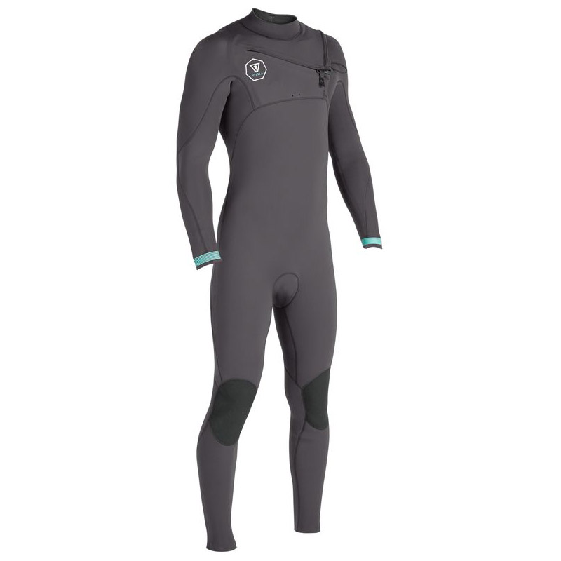 Vissla 7 Seas 3/2 Full Suit - dark grey