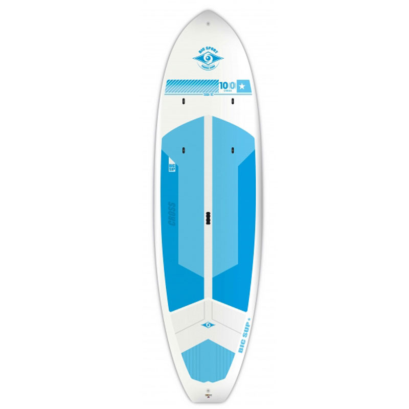 "BIC SUP 10'0"" Cross Tough - paddleboard from Aotearoa Surf"