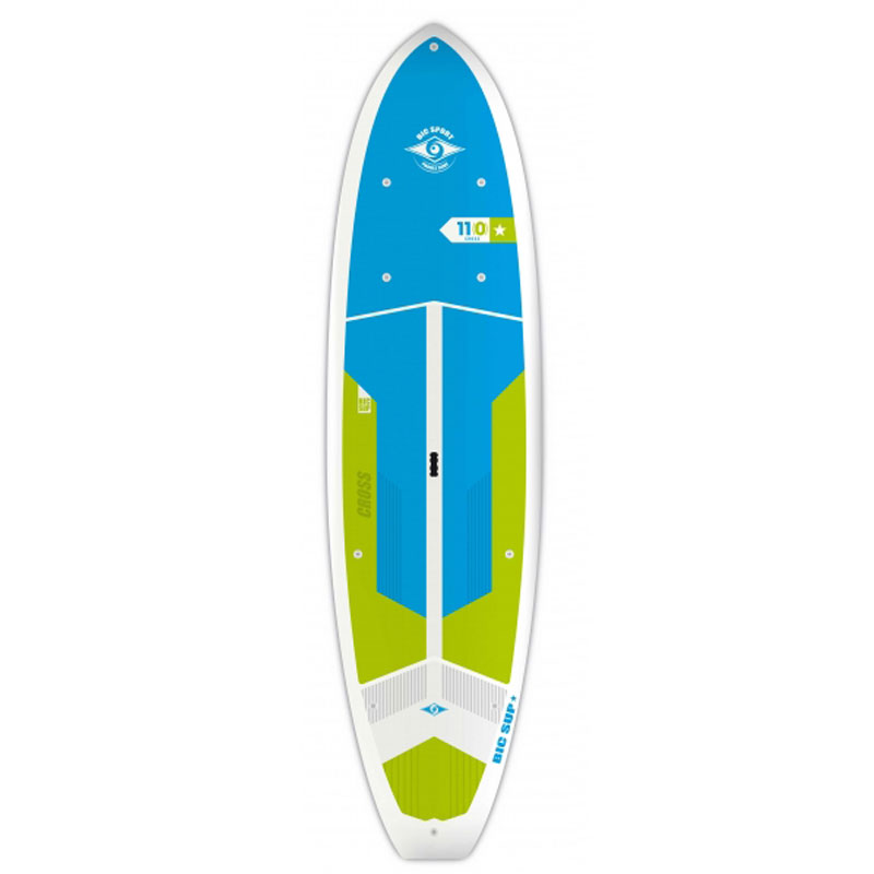 "BIC SUP 11'0"" Cross Adventure - paddleboard from Aotearoa Surf"