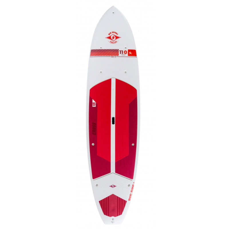 "BIC SUP 11'0"" Cross Tough - paddleboard from Aotearoa Surf"