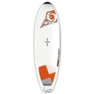 "BIC 5'10"" Fish surfboard from Aotearoa Surf"