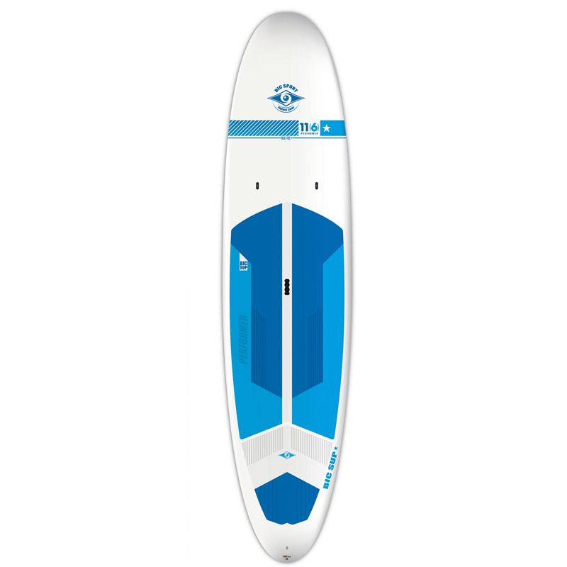 "BIC SUP 11'6"" Performer White - paddleboard board from Aotearoa Surf"