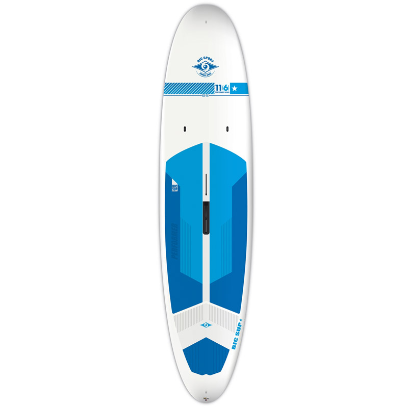 "BIC SUP 11'6"" Performer Wind - paddleboard board from Aotearoa Surf"