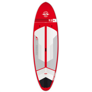 "BIC SUP 9'2"" Performer Red - paddleboard board from Aotearoa Surf"