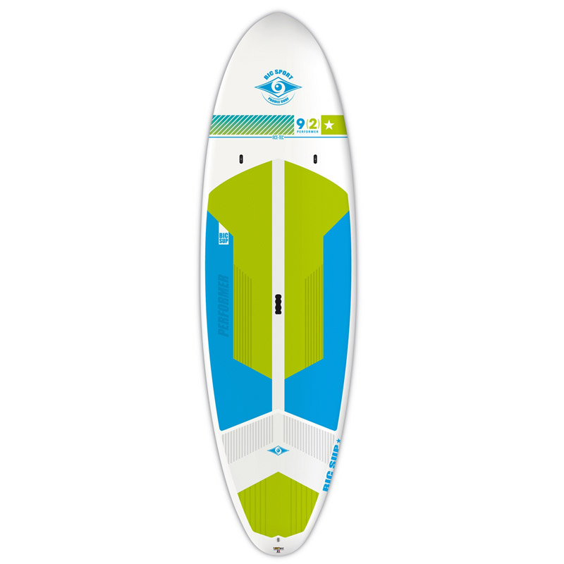 "BIC SUP 9'2"" Performer White - paddleboard board from Aotearoa Surf"
