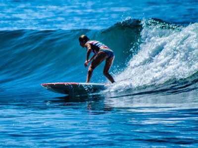 Bali surf retreat with Aotearoa Surf - Caangu