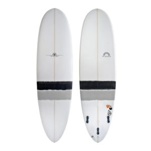 Hot Buttered Funboard 76 For Sale NZ Freeride Surf Skate Auckland 1024x1024