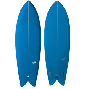 surftech butterfish 54 twin fin