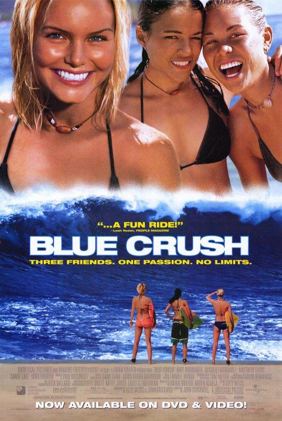 blue crush movie poster 2002 1020202484