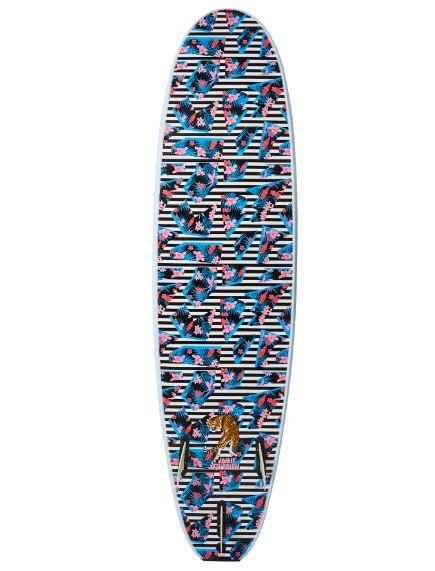 Catch Surf Odysea Jamie OBrien Pro Log 90 Sky Blue With High Performance Fins Fresh In Stock2