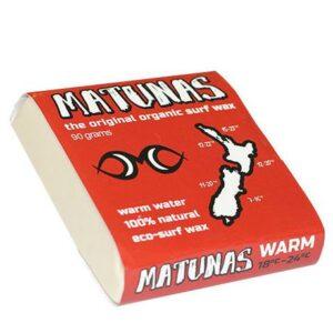 Matunas Organic Wax Warm
