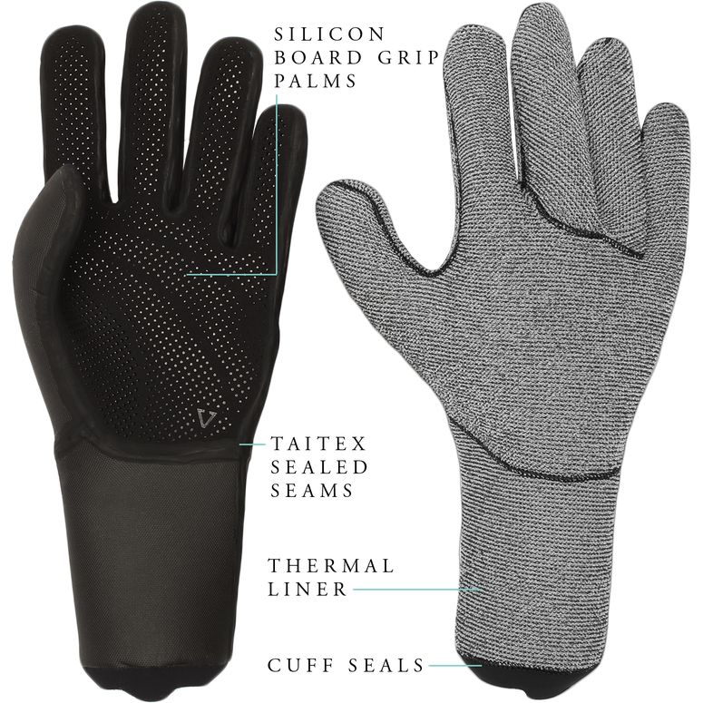 Vissla 7 Seas 3mm Gloves 2