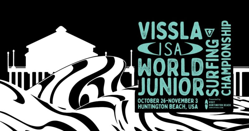 Vissla ISA World Juniors
