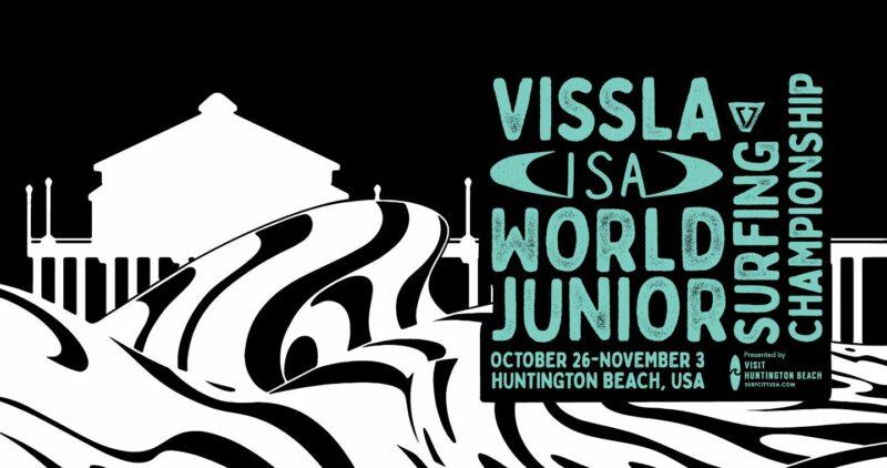 Vissla ISA World Juniors