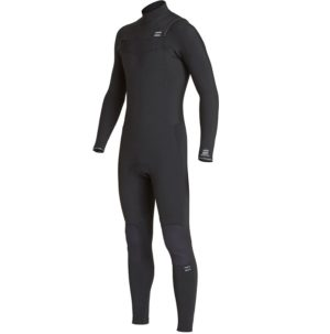 Billabong Furnace Revolution 302 Chest Zip Black fin
