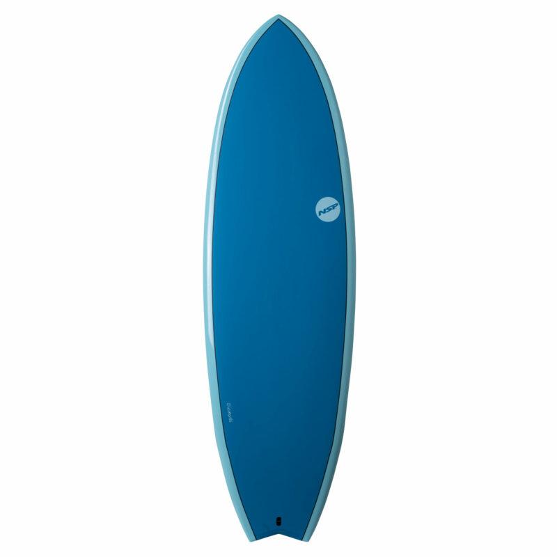 Elements Fish Ocean Blue 3