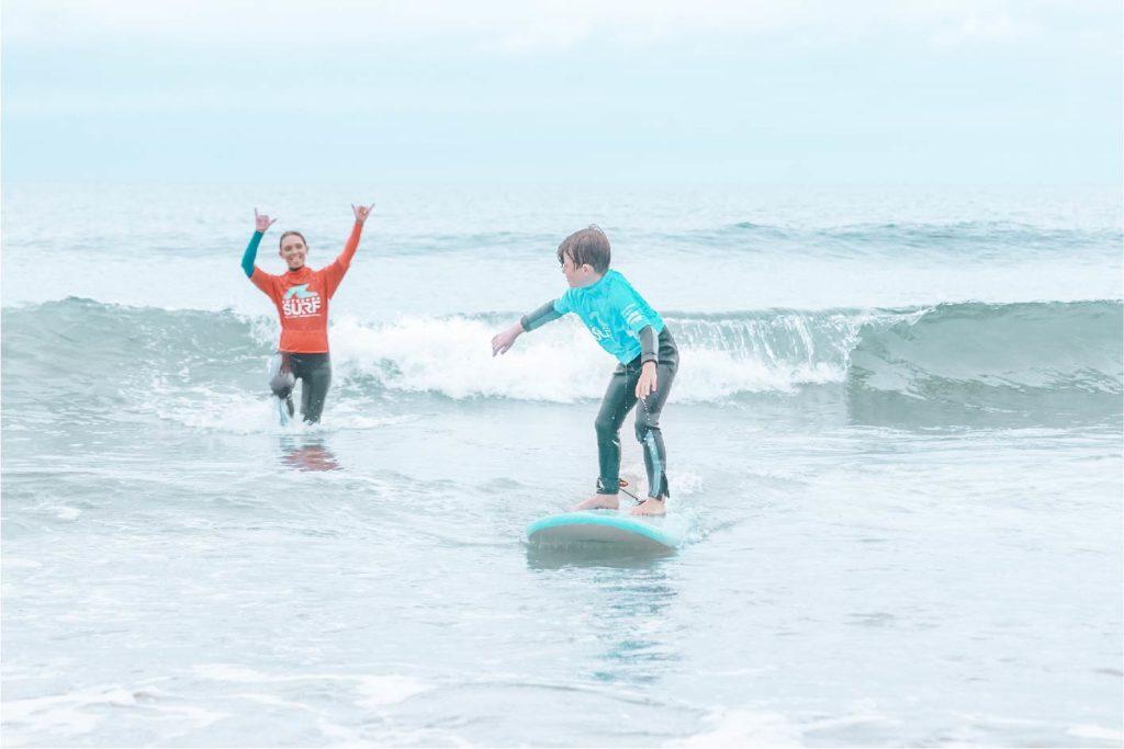 Have A Go Surf Day - Aotearoa Surf School