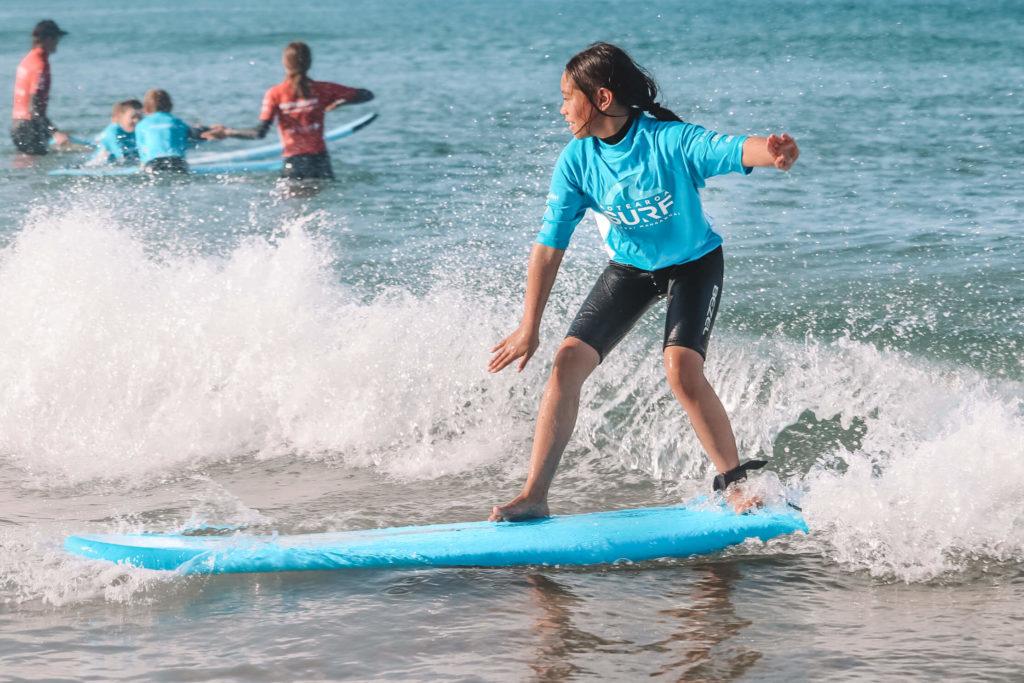 Surfing Scholarships - Aotearoa Surf School