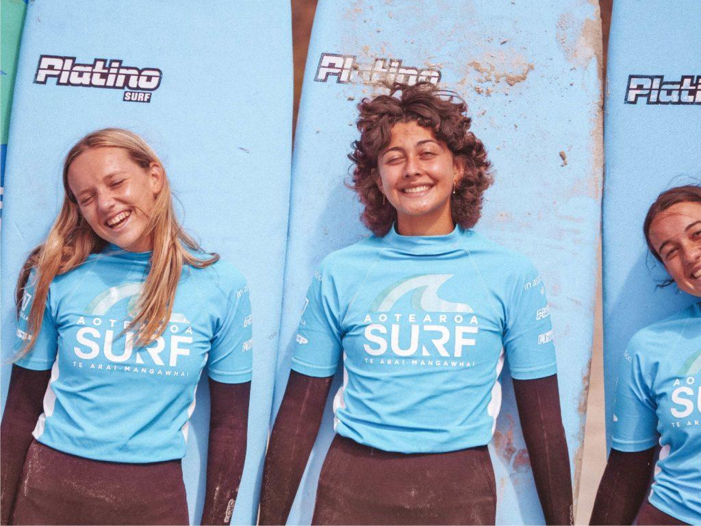 Make A Wish NZ - Aotearoa Surf School