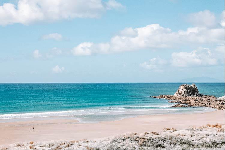 Mangawhai Heads Beach - Aotearoa Surf School