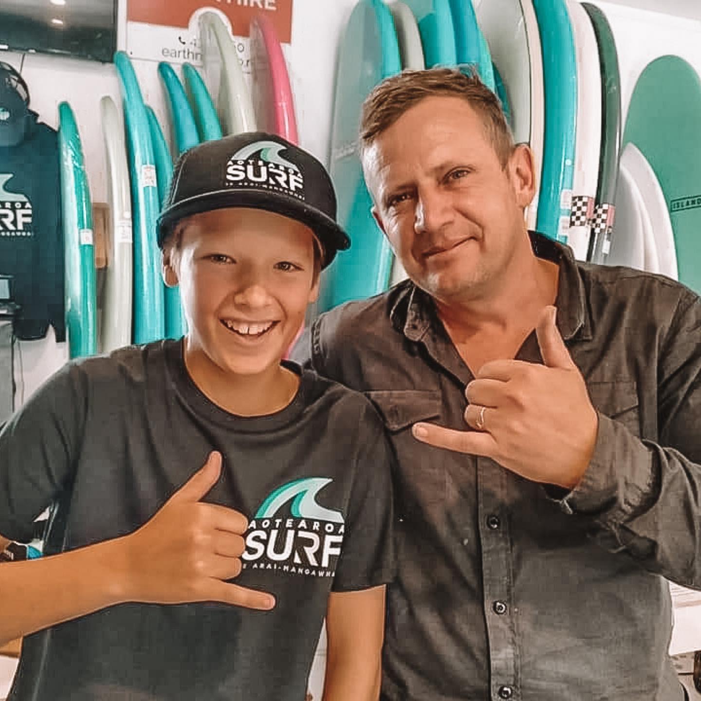 Surfing For Good Environmental Initiatives - Aotearoa Surf