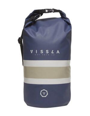 vissla 7seas dry bag blue